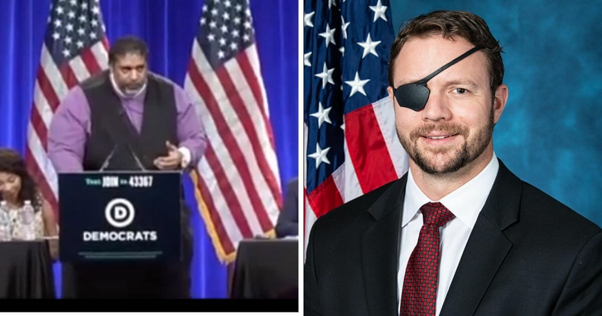Dan Crenshaw Swiftly Debunks DNC Speaker Who Says Socialism Is Endorsed by the Bible