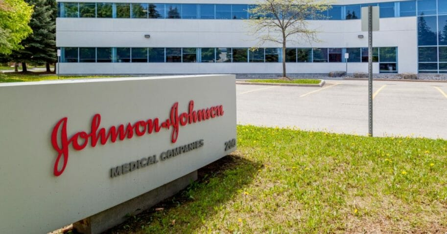 Johnson & Johnson Medical Products company, a division of Johnson & Johnson Inc., in Markham, Ontario.