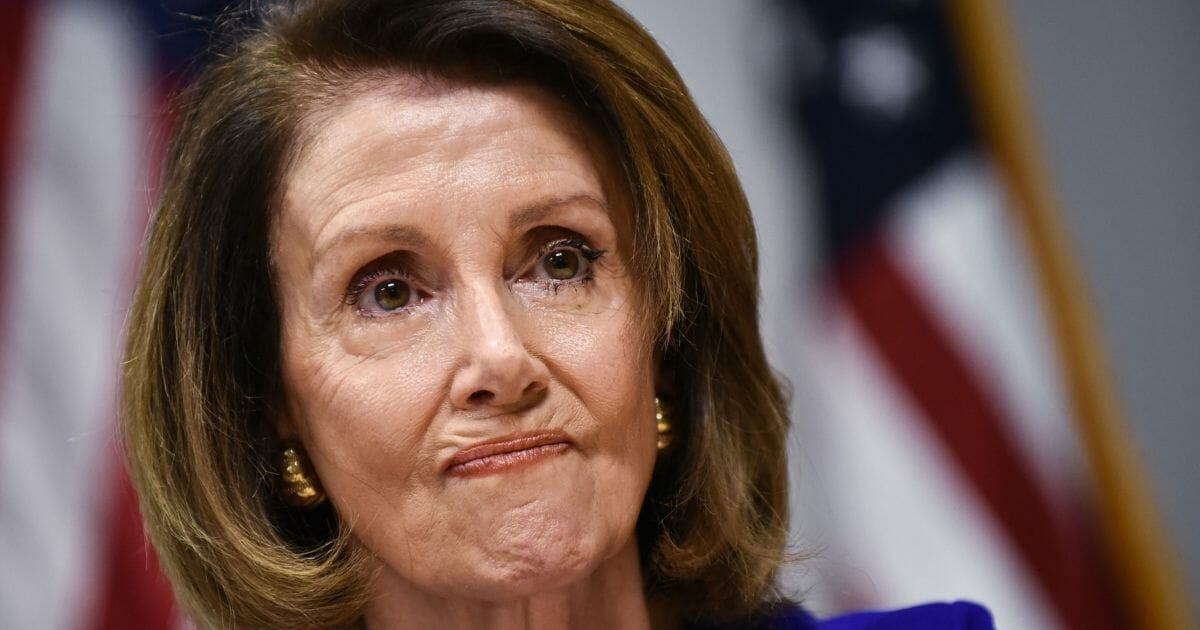 Nancy Pelosi Tells Democrats To 'Be Ready To Throw a Punch for the Children'