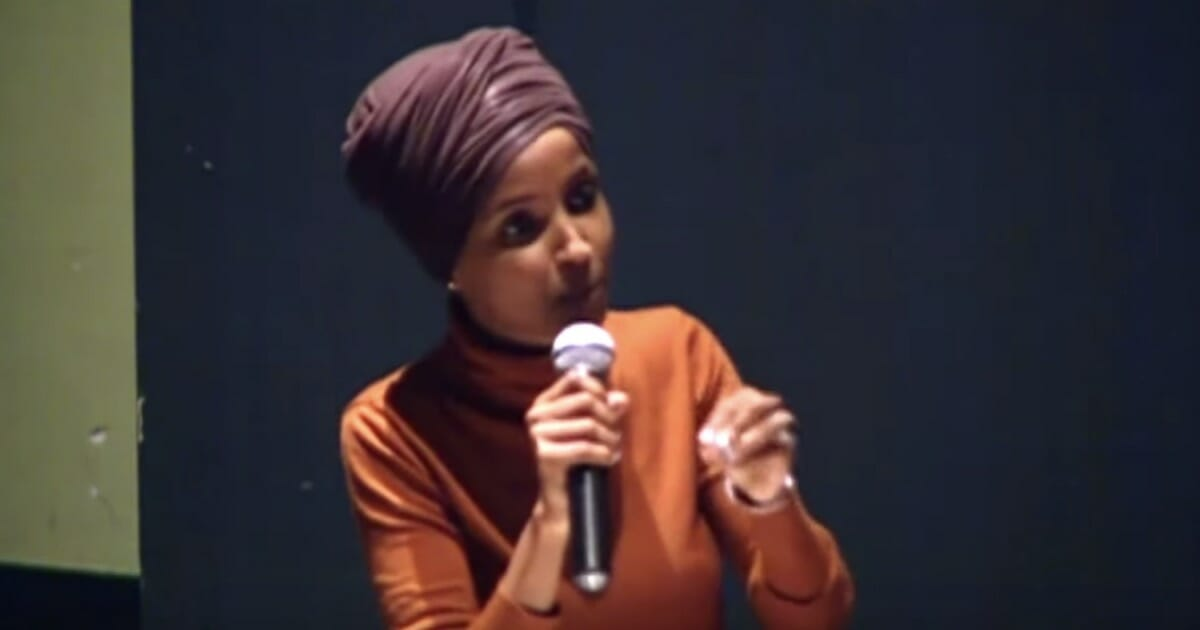 Ilhan Omar wants to bring in a 'UN high commissioner' to stop US from protecting sovereign borders