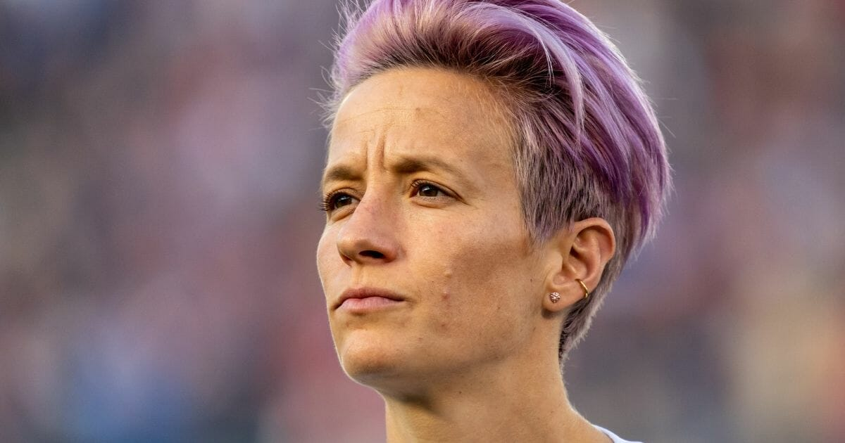 Megan Rapinoe Thinks Her Dad Voted for Trump and Needs To 'Go to Therapy'