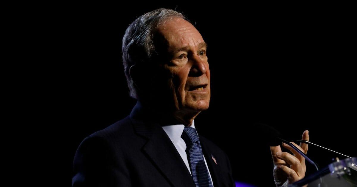 Michael Bloomberg (