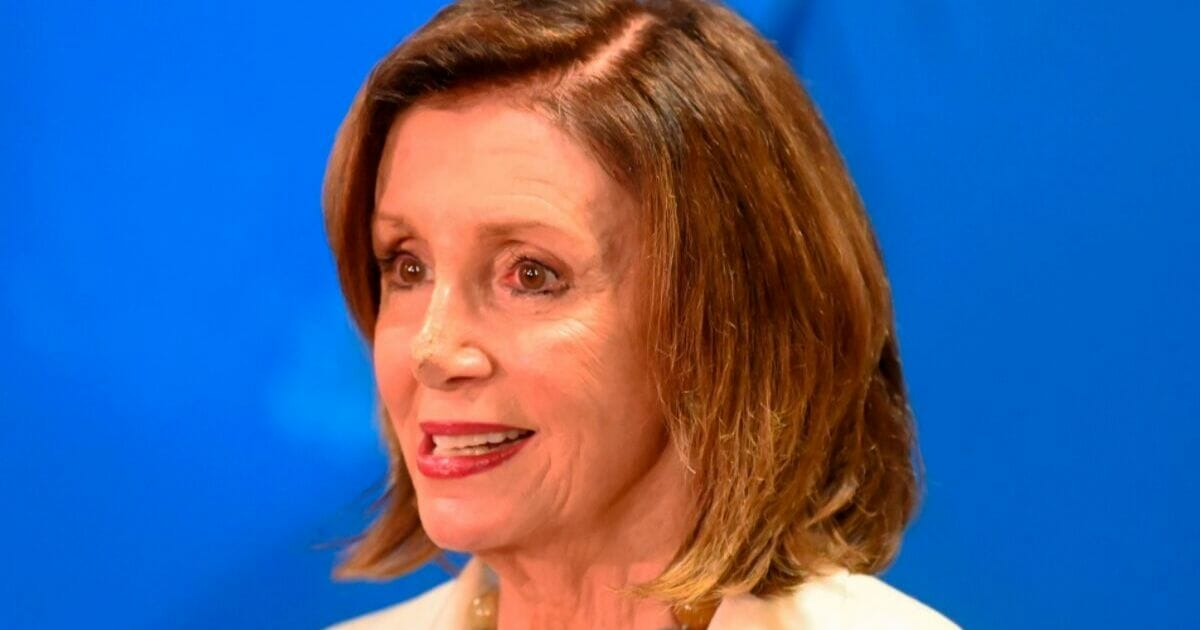 Nancy Pelosi Uses Unfounded 'Moscow Mitch' Smear Against McConnell