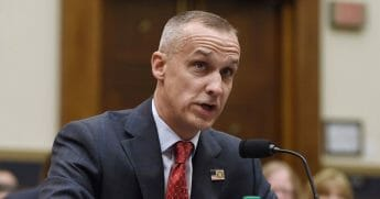 Corey Lewandowski, Donald Trump's former campaign manager, testifies before the House Judiciary Committee.