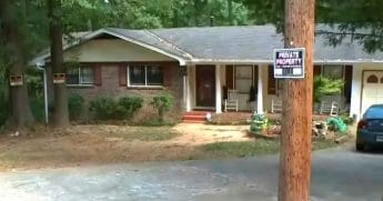 A homeowner in Conyers, Georgia, shot and killed three masked teenagers.