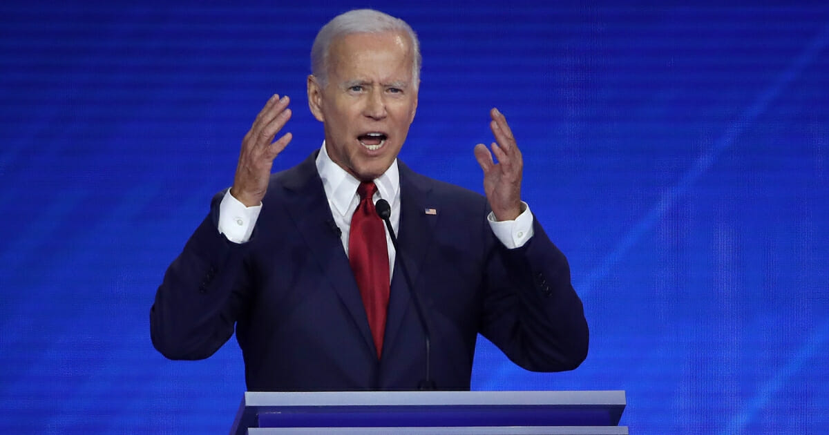 Seemingly Confused Biden Told Debate Audience To Fight Segregation by Having 'the Record Player on at Night' - Politico Usa News