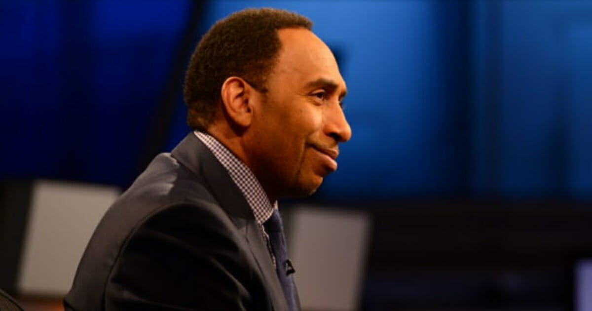 """Stephen A. Smith, host of ESPN's """"First Take."""""""