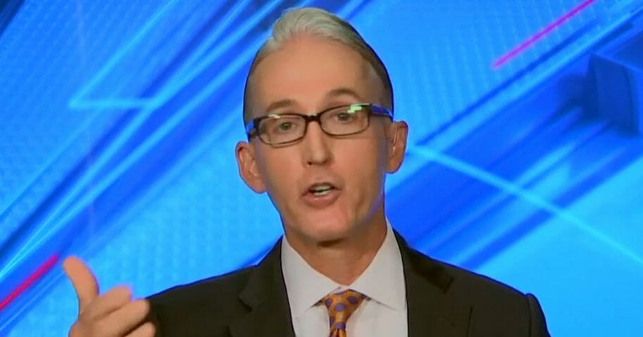 """Former Rep. Trey Gowdy appears on Fox News' """"Your World."""""""