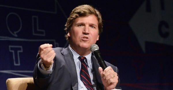 Tucker Carlson Scorches Gun-Grabbing Dems: 'What You're Calling for Is Civil War'