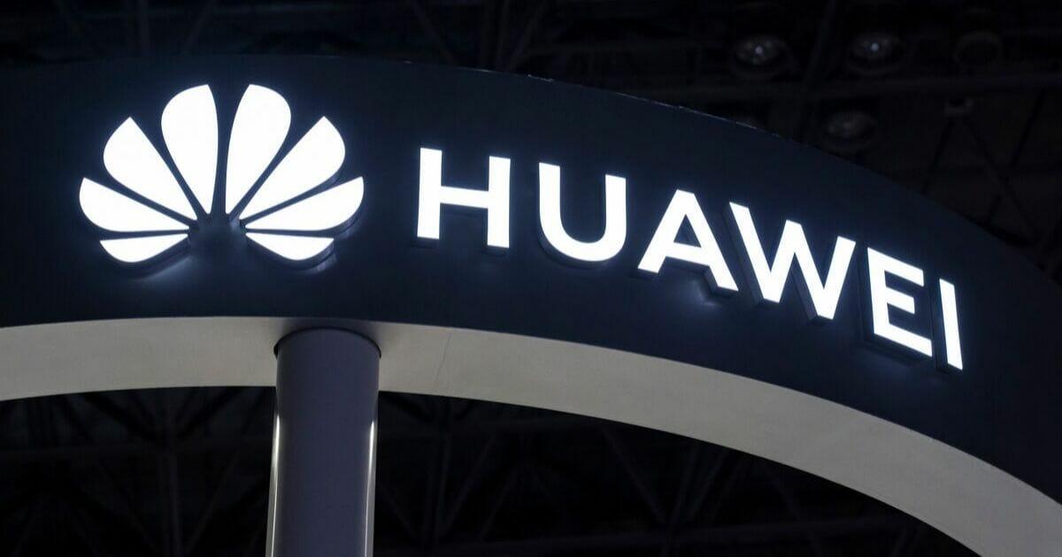 The Huawei Technologies Co. logo