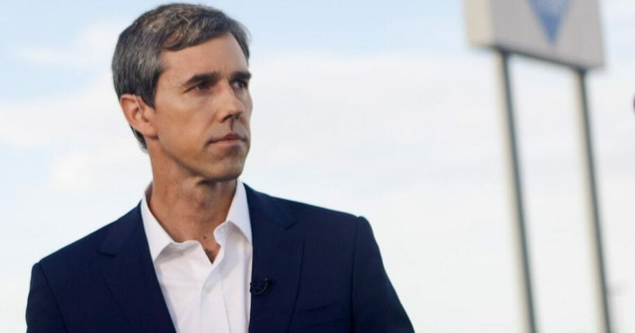 """Former Rep. Robert """"Beto"""" O'Rourke, a contender for the Democratic presidential nomination, is pictured in an Aug. 4 file photo."""