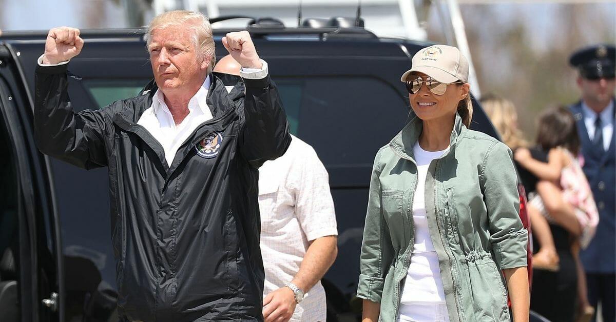 Trump Was Right: Feds Nab Top FEMA Admin. in Massive Puerto Rico, Hurricane Maria Corruption Scam