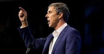 Democratic presidential candidate, former Rep. Beto O'Rourke
