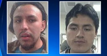 Luciano Trejo-Dominguez, left, and Joaquin Rodriguez Quiroz, right.