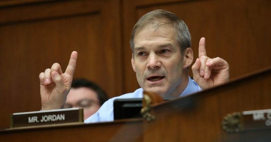 Rep. Jim Jordan of Ohio