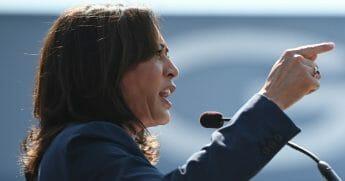 California Sen. Kamala Harris
