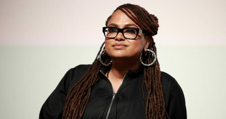 Ava DuVernay speaks onstage during the Writers Guild Foundation's Sublime Primetime at Writer's Guild Theater on Aug. 21, 2019, in Los Angeles, California.