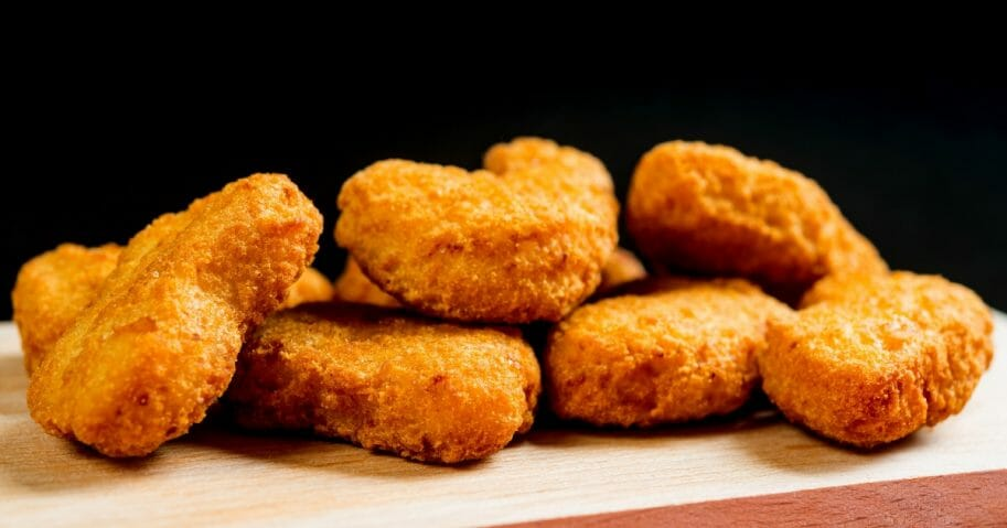 A tale of our times involving a vegan who says she went to the police after being pranked into eating chicken is now making the rounds of the Reddit community, and the wider media as well. The image above is a stock photo of chicken nuggets.