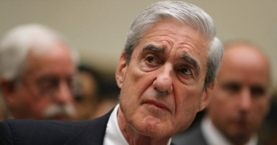 Former special counsel Robert Mueller testifies before the House Judiciary Committee.