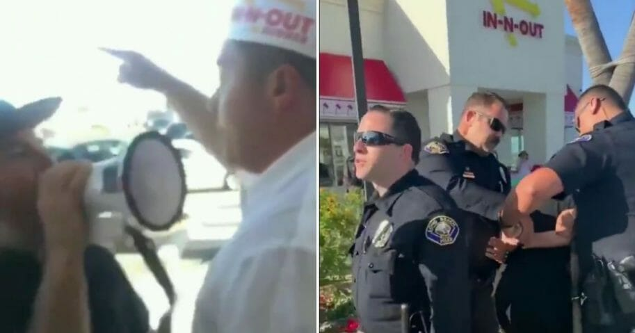 In-N-Out Protests