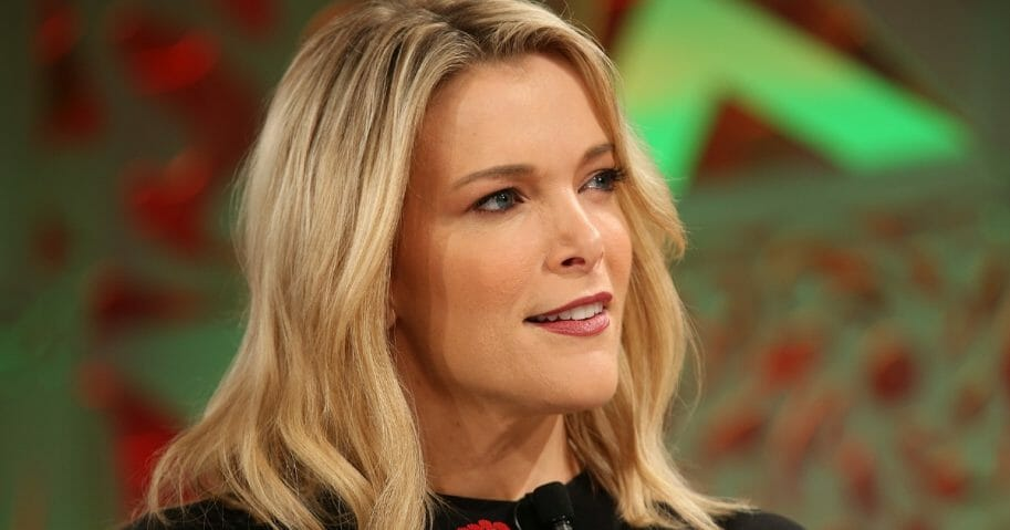 Former Fox News host Megyn Kelly.