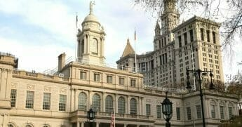 NY City Hall
