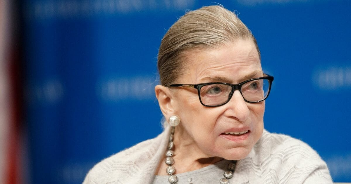 RBG Gets $1 Million Prize for Her Liberal Court Decisions