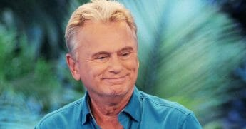 """Wheel of Fortune"" host Pat Sajak is pictured in a 2017 file photo."