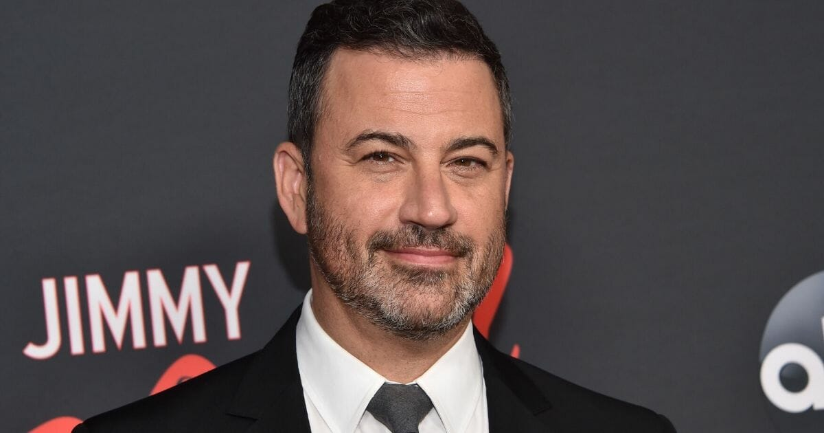 Late-night comedian Jimmy Kimmel pictured in an Aug. 7 file photo in Hollywood.
