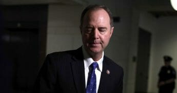 U.S. House Intelligence Committee Chairman Rep. Adam Schiff
