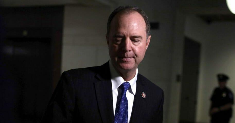 U.S. House Intelligence Committee Chairman Rep. Adam Schiff