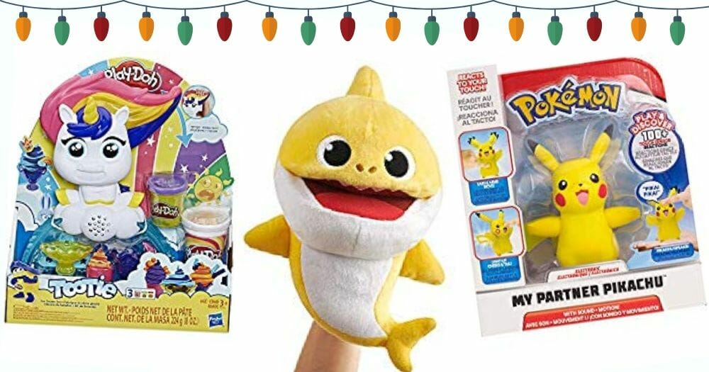 Amazon Top 100 Holiday Toy List