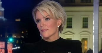 Former Fox News and NBC host Megyn Kelly in a Tucker Carlson interview on Wednesday