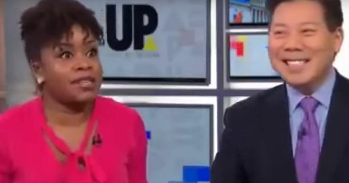 MSNBC panelist says Tulsi Gabbard didn't deny being Russian asset.
