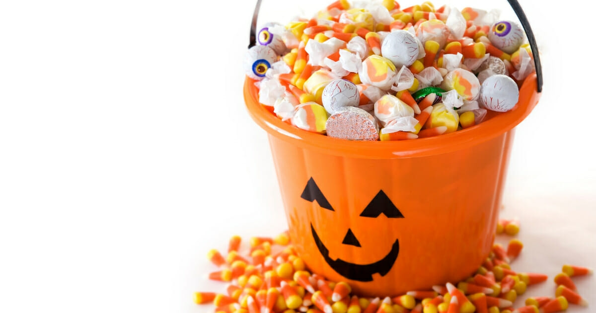 An anti-vaccine advocate sparked a public outcry after claiming in a social media post she was planning to lace Halloween candy with a virus. The image above is a stock photo of Halloween candy.