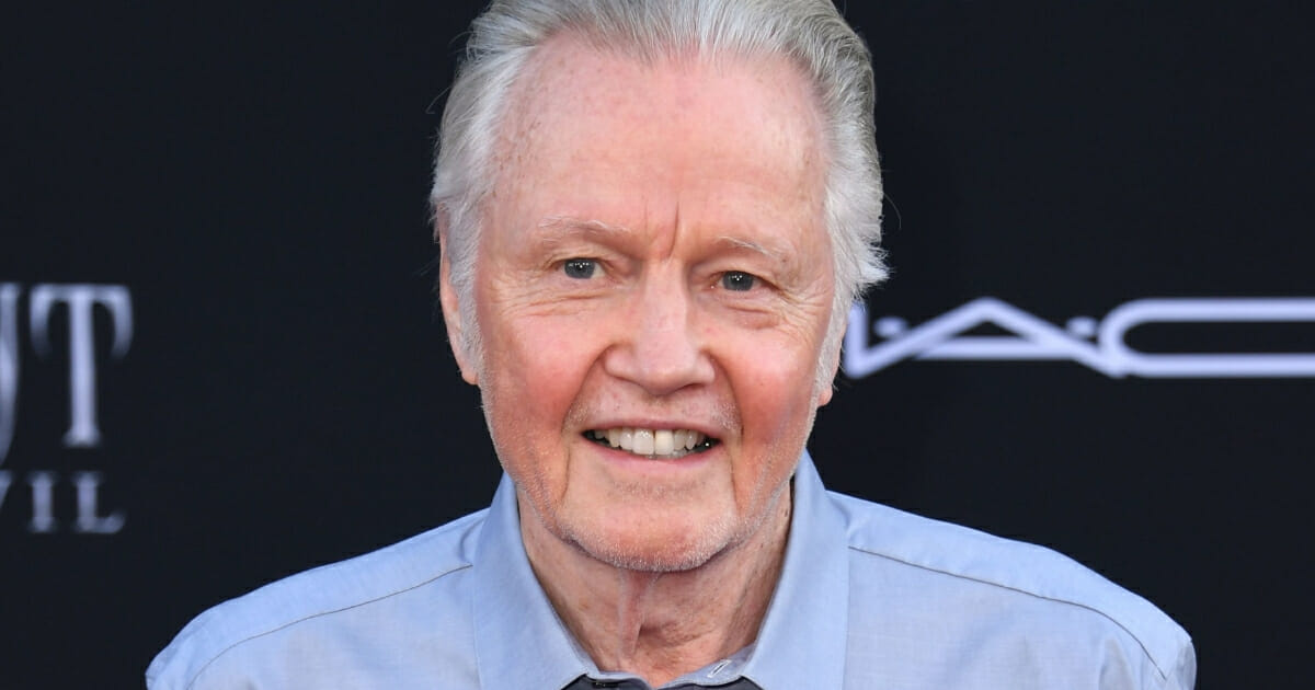 """Actor Jon Voight arrives for the world premiere of Disney's """"Maleficent: Mistress of Evil"""" at the El Capitan Theatre in Hollywood."""