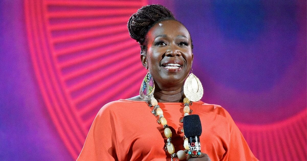 Joy Reid speaks onstage during the 2019 Global Citizen Festival: Power The Movement in Central Park on Sept. 28, 2019, in New York City.