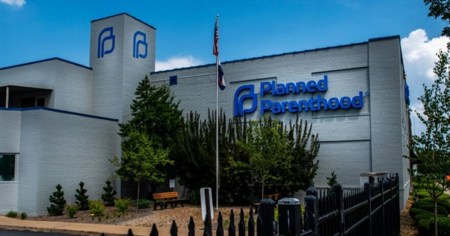 A Planned Parenthood clinic in Central Westend. The facility is the last remaining licensed medical group that performs abortions in Missouri.