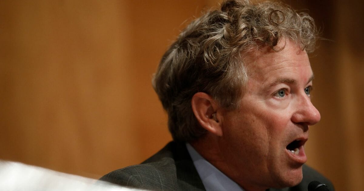 Rand Paul's Gov't Waste Report: $22M on Serbian Cheese, $500K on 'Operation Golden Potty' & Millions More