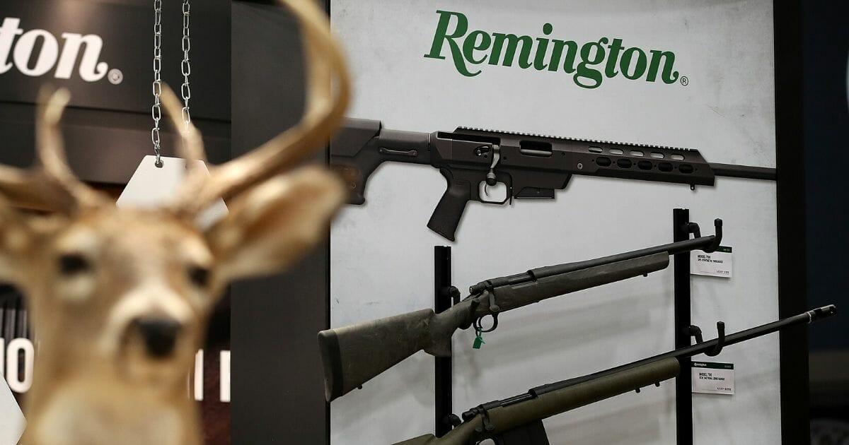 Remington rifles