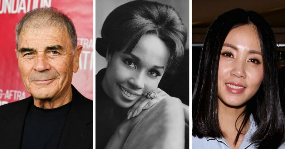 Robert Forster, left, Diahann Carroll, center, and Sulli, right, are among the famous faces who passed away in October 2019.