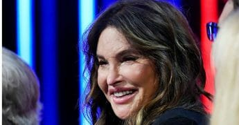 Caitlyn Jenner is seen onstage at the Comedy Central Roast of Alec Baldwin at Saban Theatre on Sept. 7, 2019, in Beverly Hills, California.