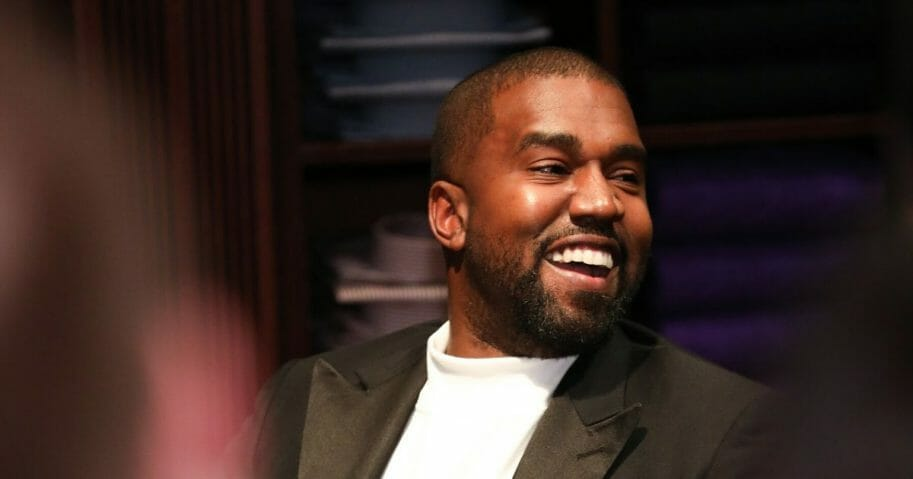 Kanye West attends the Jim Moore Book Event At Ralph Lauren Chicago on Oct. 28, 2019, in Chicago.