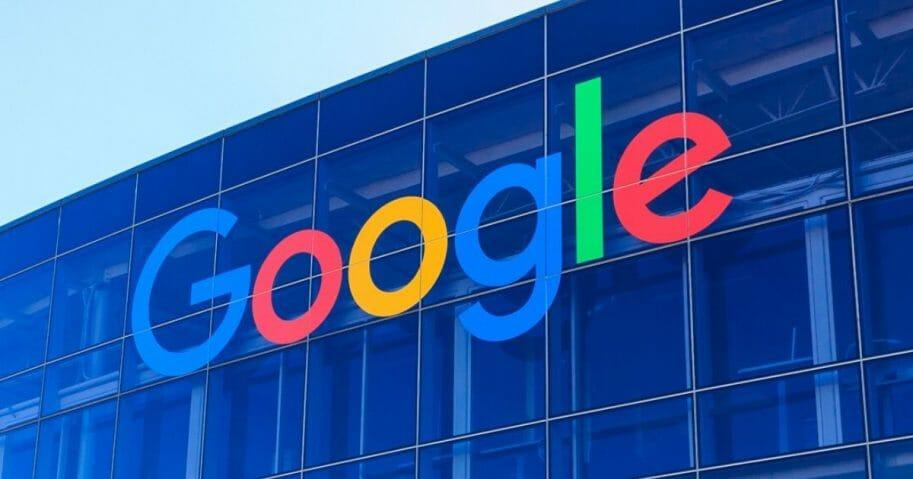 "The ""Googleplex"" Google Headquarters in Mountain View, California."