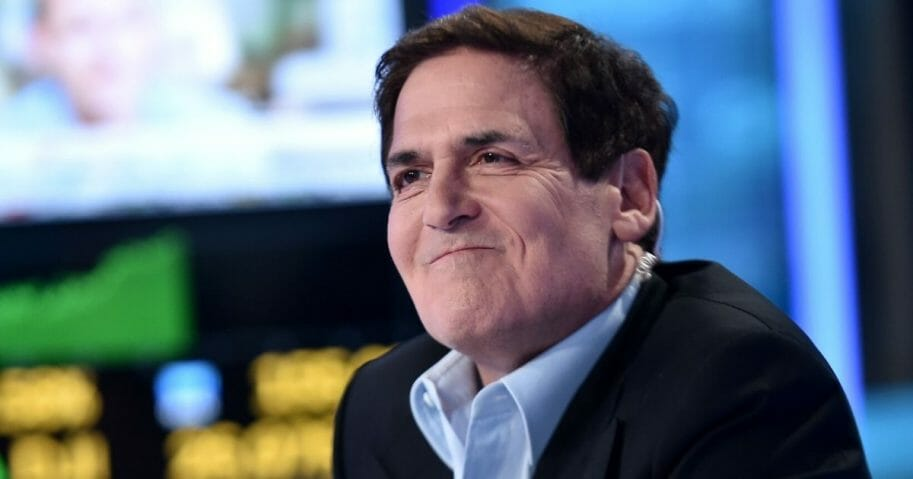 """Mark Cuban visits """"Cavuto: Coast To Coast"""" hosted by Neil Cavuto at Fox Business Network Studios on Sept. 30, 2019"""