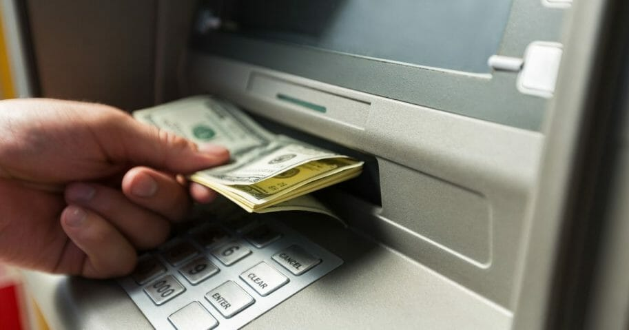 A California man went above and beyond to help an elderly woman who left $500 at an ATM, reportedly starting a chain reaction of giving in response to her predicament.