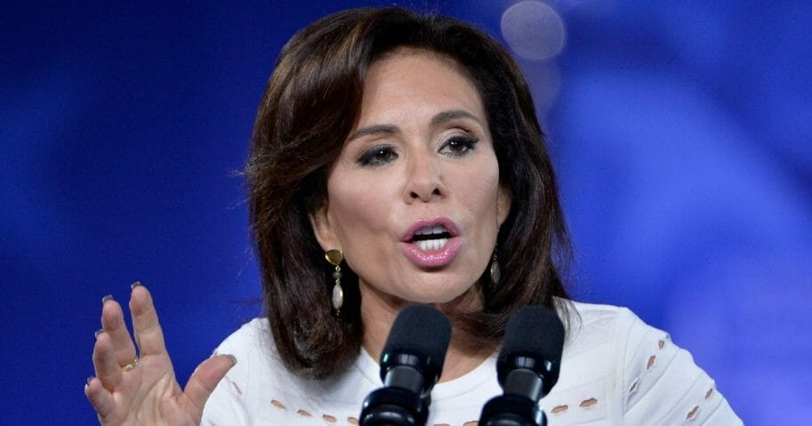 Judge Jeanine Pirro of FOX News Network makes remarks to the Conservative Political Action Conference at National Harbor, Maryland, Feb. 23, 2017.