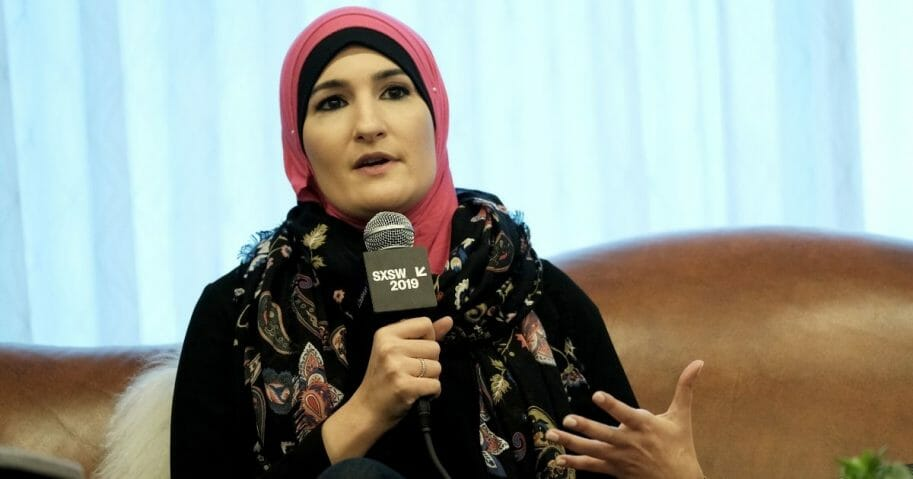Linda Sarsour speaks onstage during the 2019 SXSW Conference and Festivals at JW Marriott Austin on March 11, 2019, in Austin, Texas.