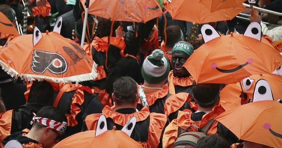 Parade Blackface