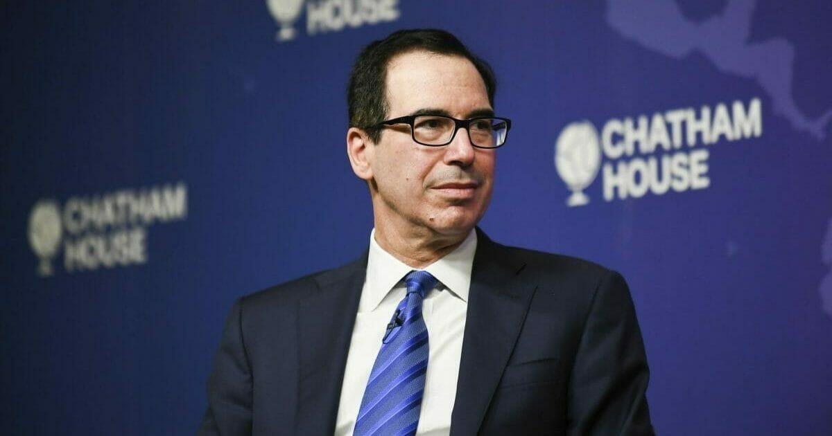Treasury Secretary Steven T. Mnuchin